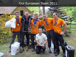 Our European Team 2012