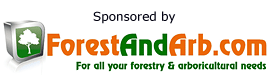 Sponsored by forestandarb.com, For all your forestry & arboricultural needs