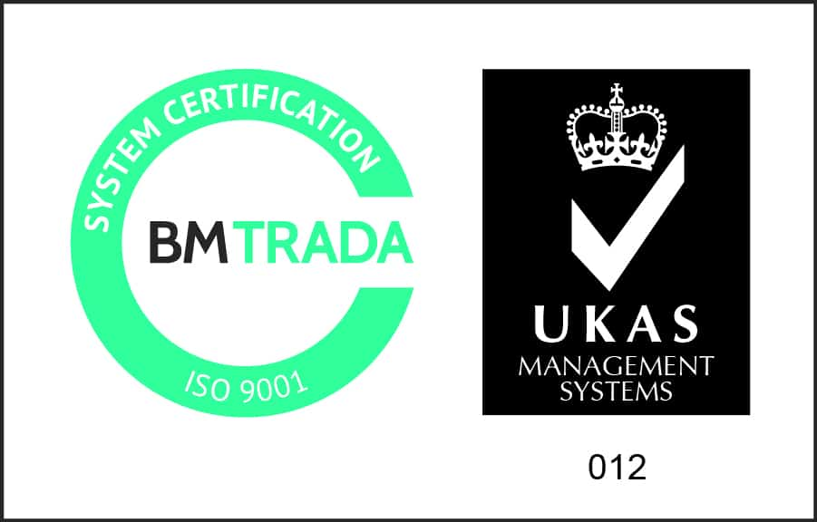 Climbers Way are now ISO 9001 Certified