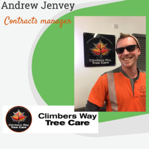Andrew Jenvey - Contracts Manager