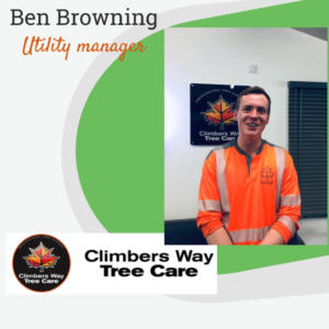 Ben Browing - Utility Manager