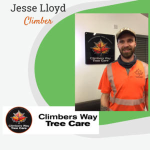 Jesse Lloyd - Climber