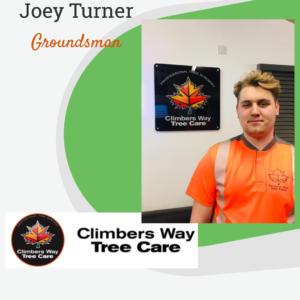 Joey Turner - Groundsman