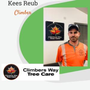 Kees Reub - Climber