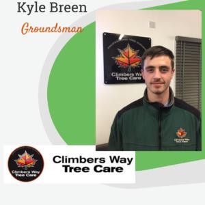 Kyle Breen - Groundsman
