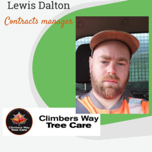 Lewis Dalton - Contracts Manager