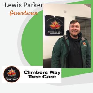 Lewis Parker - Groundsman