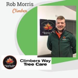 Rob Morris - Climber