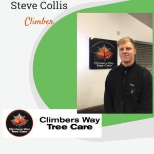 Steve Collis - Climber