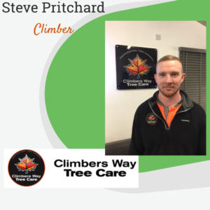 Steve Pritchard - Climber