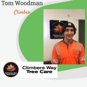Tom Woodman - Climber